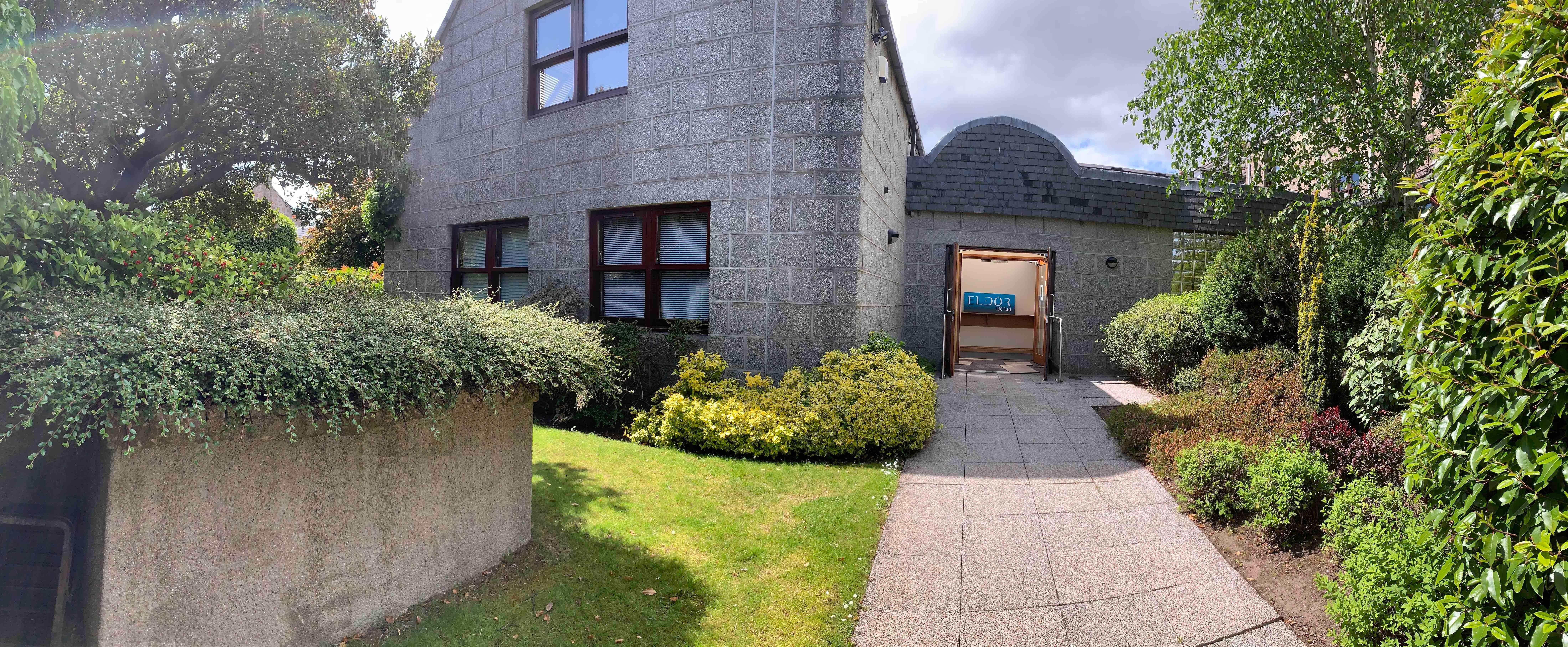 Eldor office Aberdeen UK