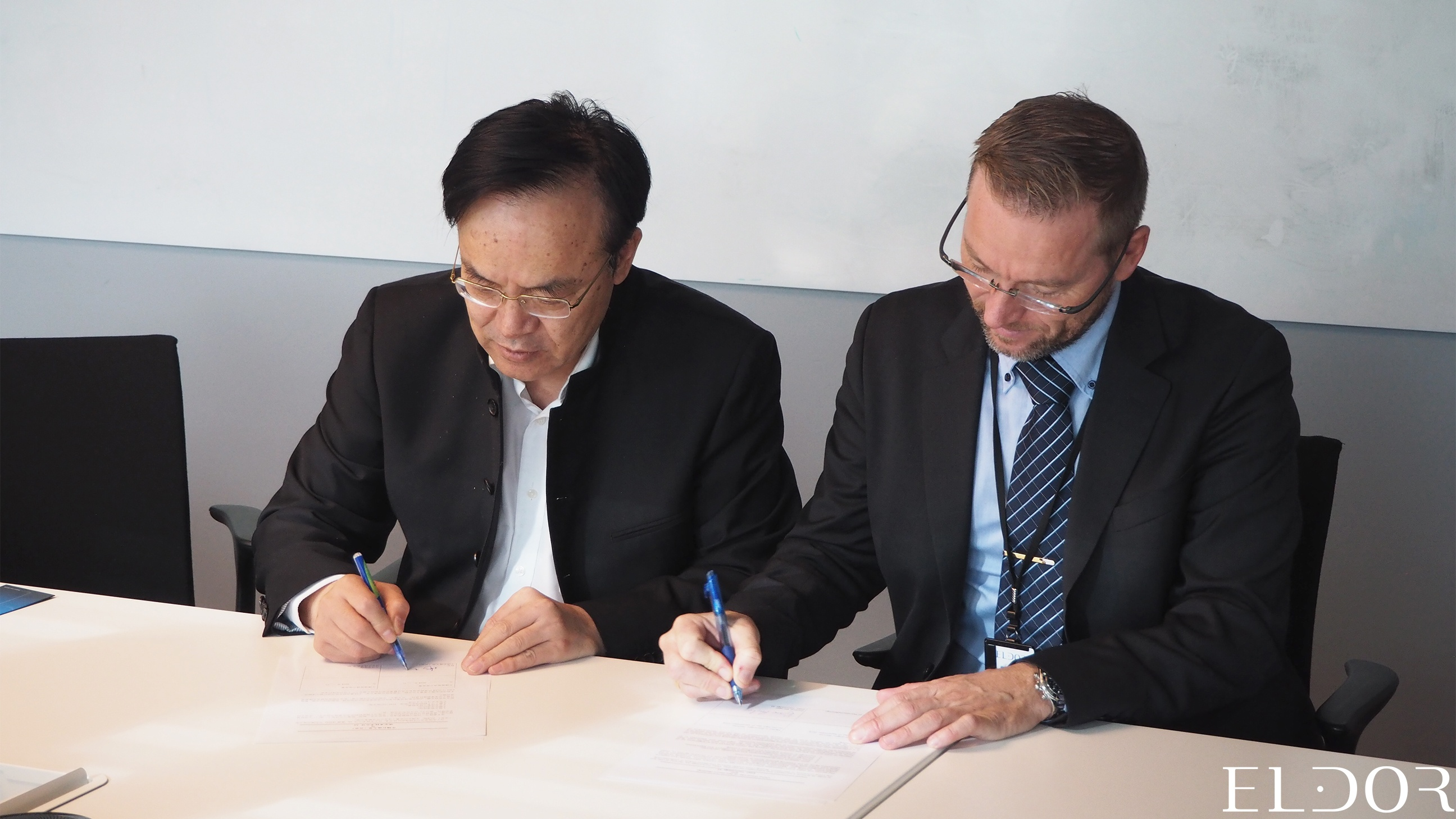 Eldor Technology AS cooperation with China University of Petroleum