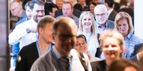 DHRTC Technology conference 2018 in Copenhagen