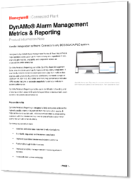 Dynamo product software for Honeywell, alarm monitoring and reporting for alarm management systems
