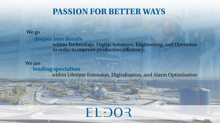 Eldor Passion NEW