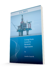 local to remote operation using digitalisation - offshore installations and assets