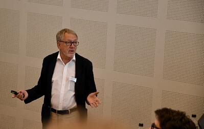 Morten Lind at the NorTex ONS workshop