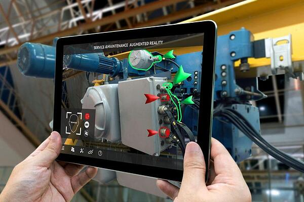 Augmented reality, remote operation,  future of the oil and gas industry