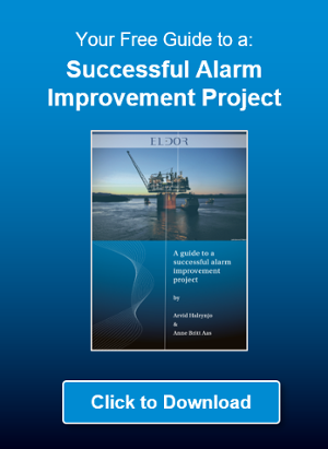 Click to download Your Guide: A Successful Alarm Improvement Project