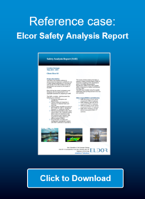 Click to download reference case: Elcor Safety Analysis Repport (SAR)