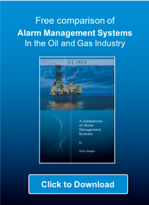 comparing alarm management systems in the oil and gas industry